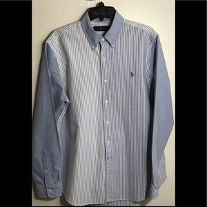 Polo Ralph Lauren striped Dress Shirt